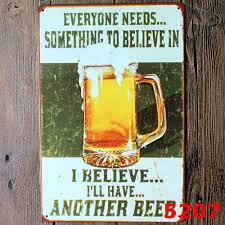 compare prices on tin signs beer online shopping buy low price
