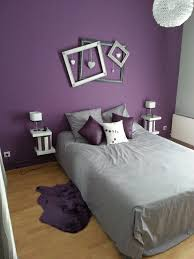 peinture moderne chambre les 25 meilleures idées de la catégorie chambre violet gris sur