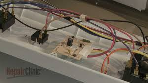 ge dryer dryness control board replacement we04x10103 youtube