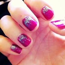 10 festive nail polish ideas for new year u0027s eve submitted by our