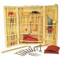 Boys Wooden Tool Bench Wooden Carpentry Set Toys U0026 Workbench Play Sets