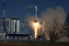 first launch from russia u0027s new cosmodrome declared a success