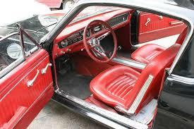 65 Mustang Interior Parts Interior Of 1965 Mustang Fastback Google Search 1965 Mustang