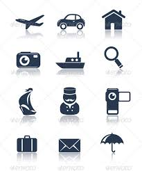 Travel Icons images Travel icons set by teneresa graphicriver jpg