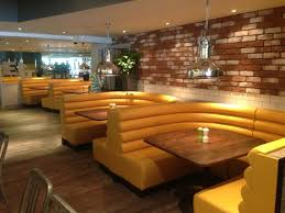 Banquette Booth Seating Used For Bespoke Banquette Seating Specialists Penwith Upholstery
