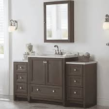 Sink Cabinet Bathroom Shop Bathroom Vanities Vanity Cabinets At The Home Depot With