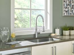 Pro Kitchen Faucet by American Standard Edgewater Semi Professional Kitchen Faucet With