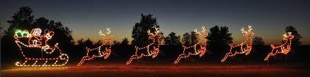 lighted reindeer animated lead reindeer light display holidaylights