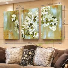 aliexpress com buy 2017 the apple blossom wall painting hd