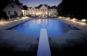 outdoor pool deck lighting long island is where this custom outdoor lighting design can be seen