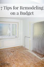 remodeling a home on a budget 145 best home tips budget images on pinterest budget frugal and