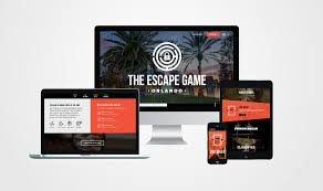 the escape game brand strategy u0026 design case study