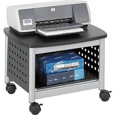 Printer Stand Cabinet Utility Carts Printer Carts Stands U0026 Tables Staples
