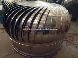 Air Ventilator Price 18inch Zero Energy Roof Turbine Air Ventilation Fan
