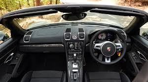 porsche boxster 2016 interior porsche boxster 2016 s price mileage reviews specification