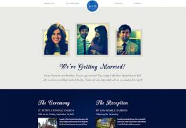 best wedding gift registry websites 25 wonderful wedding websites webdesigner depot