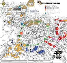 Florida Toll Road Map by Ucfknights Com Football