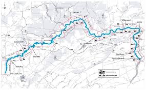 Pennsylvania rivers images A water trail map of the west branch of the susquehanna river jpg