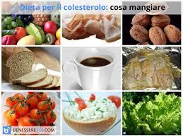 alimenti anticolesterolo per il colesterolo alto alimenti consentiti da evitare e consigliati