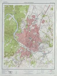 Austin Texas Zip Code Map Austin Texas Topographic Maps Perry Castañeda Map Collection