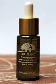 Origins Skin Care Review Origins Plantscription Youth Renewing Face Oil Review House Of