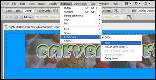 tutorial website dreamweaver cs5 how to use css basics in adobe dreamweaver cs5 teachucomp inc