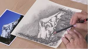 6 ways to spruce up your landscape pencil drawings artist u0027s network