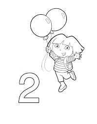 dora coloring pages 2 dora the explorer coloring book pages for