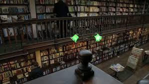 Bookcase Clips Bookshelf Stock Footage Video Shutterstock