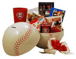 gift baskets for kids philadelphia phillies kids gift baskets