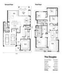 Two Storey Residential Floor Plan Nolan 50 New Home Floor Plans Interactive House Plans Metricon