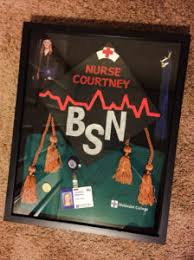 graduation shadow box 10 nursing shadow boxes on that will inspire you to make