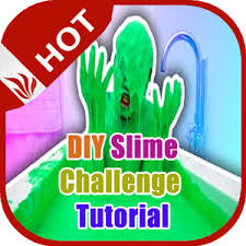 Challenge Tutorial Diy Slime Challenge Tutorial Android Apps On Play