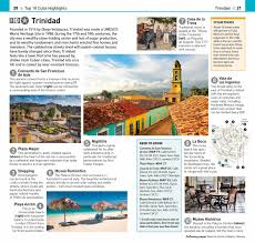 Map Cuba Top 10 Cuba Eyewitness Top 10 Travel Guide Dk Travel