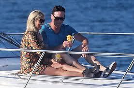 pics christina el moussa u0026 new boyfriend get cozy on a boat in