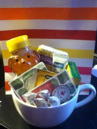 sick care package the get well care package i made for my sick friend includes a