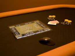 Used Poker Tables by Put An Lcd In Your Poker Table 18 Steps With Pictures