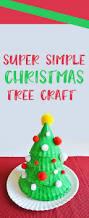 easy christmas tree craft for kids productive u0026 pretty