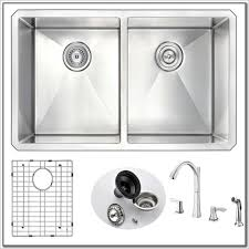 kitchen sink and faucet combo home depot home design ideas