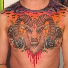 52 best creative aries tattoos designs idea for man