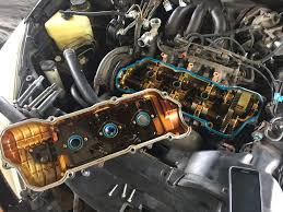 lexus es300 valve cover gasket replacement cost 2001 camry v6 oil leak questions toyota nation forum toyota
