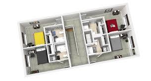 4 bedroom 4 5 bathroom townhouse