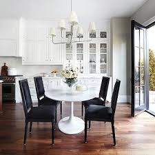 oval dining table design ideas