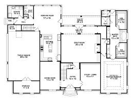 floor plans for 4 bedroom houses simple house plans 4 bedrooms simple house plans 4 bedrooms 5