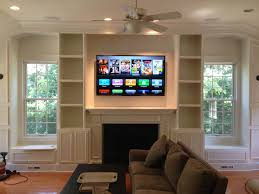 fireplace windows with built ins and on each side google wonderful