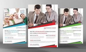 insurance flyers 14 professional life insurance flyers psd