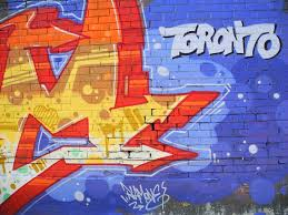 the alleys where rick mercer films his rants historic toronto toronto is fortunate to have so many talented graffiti artists