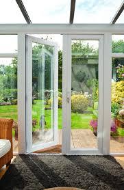 decorating wondrous 3 wooden frame folding patio doors lowes