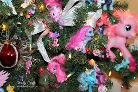doodlecraft my pony tree