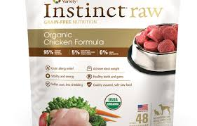 nature u0027s variety issues voluntary recall of one batch of instinct